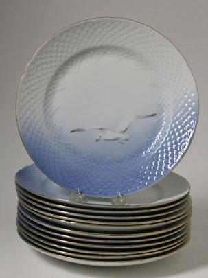 39-4878 Seagull dinner plates A_MG_2220