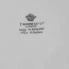 "T Goode & Co Ltd London, ""New Chelsea"", dessert service, circa 1910"