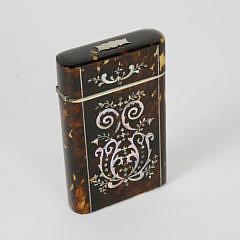 6-4877 Regency Tortoiseshell Card Holder A_MG_3078