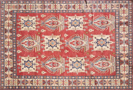 1-4595 Shirvan Kazak Carpet A 20200912_112946
