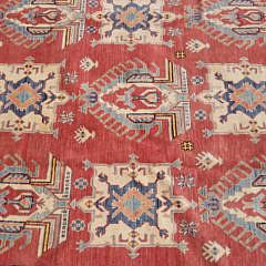 Hand Woven Shirvan Kazak Style Carpet