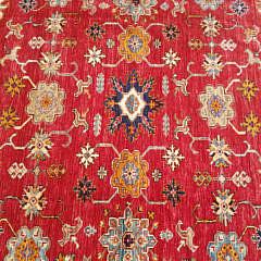 Hand Woven Wool Shirvan Kazak Carpet