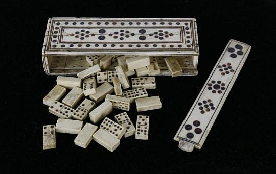 101 Prisoner of War Bone Domino Set A_MG_4243