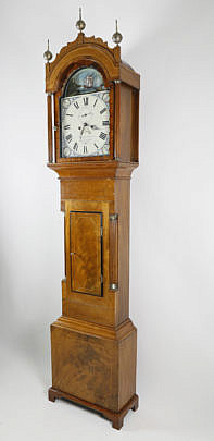 15-4892 James Young Portsmouth Tall Case Clock B_MG_3935
