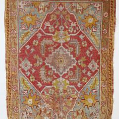 1536-54 Oushak Hand Woven Scatter Rug A_MG_3610