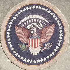 1540-54 Round Eagle Rug A 20200912_102335