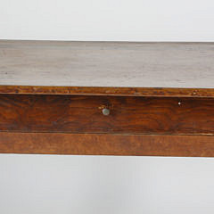 American One Drawer Tavern Table