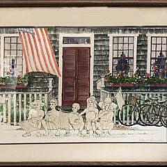 """18-3843 Barbara Kauffmann Locke """"Fourth of July"""" A IMG_4542"""