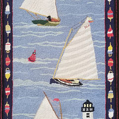 2357-955 Clair Murry Sail Boat Runner 4.11×2.4 A 20200912_101741