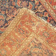 Antique Persian Hand Woven Oriental Carpet