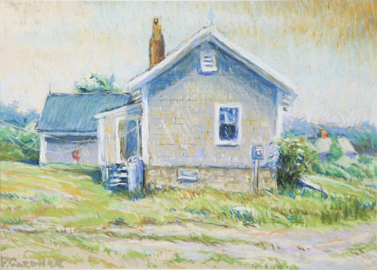 4-4815 Pat Gardner Pastel Grey Shingled House A_MG_5158