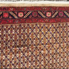 Kurd Serab Camel Hair Carpet, circa 1930s