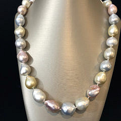 41282 South Sea Baroque Pearl Necklace A IMG_4381