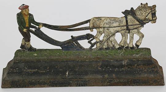 4800 Cast Iron Figural Doorstop of a Farmer A_MG_3738