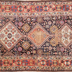 5-4439 Antique Tribal Kazak Carpet A 20200912_120501