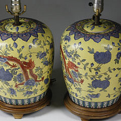 54 Pair of Chinese Porcelain Mounted Jars A_MG_4070