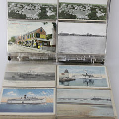 59-4147 Collection of Old Nantucket Postcards A_MG_4195