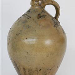 19th Century Edmands & Co. Stoneware Jug