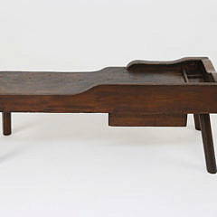 19th Century Pine Cobbler's Bench