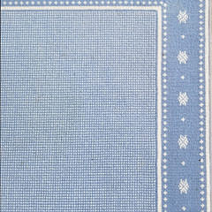 Stark Blue Broadloom Carpet