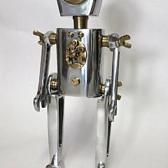 Robot Table Clock A IMG_4335