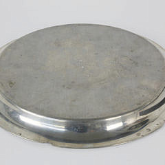 Cartier Hand Hammered Pewter Ware Cookie Tray