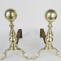 560-1865 Ball Top Andirons A_MG_5877