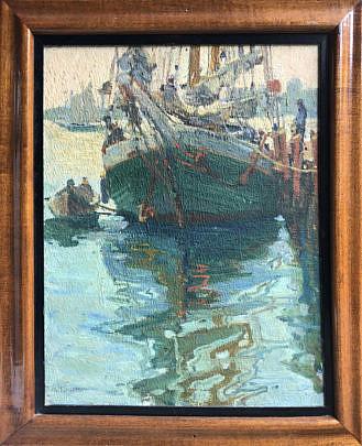 1-4928 Ruth Haviland Sutton Green Fishing Boat A IMG_5397