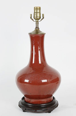 105-4935 Chinese Oxblood Porcelain Vase A_MG_7857