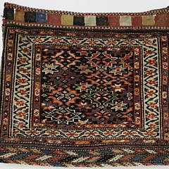 131-4935 Hand Woven Middle Eastern Saddlebag D_MG_7634