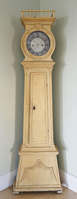 39-4935 Scandinavian Yellow Tall Case Clock A_MG_7310