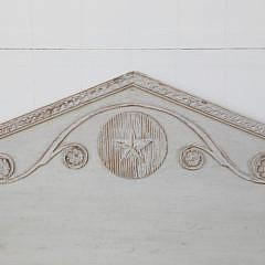 19th Century Gustavian Swedish Daybed