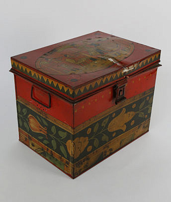 564-1865 Tony Sarg Tin Box A