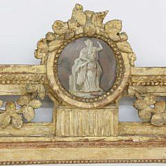 Swedish Neoclassical Mirror, circa 1820