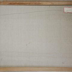 """William E Hutton III Oil on Canvas, """"Dimensions"""""""