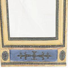 Swedish Neoclassical Mirror, circa 1830