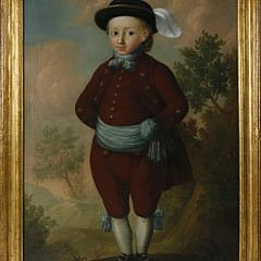 77-4935 Georg Mathias Fuchs Portrait of Jonas Colin as a Three Year Old A_MG_7801