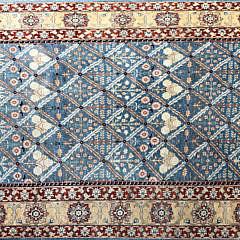 85-4935 Shirvan Floral Carpet A IMG_5704