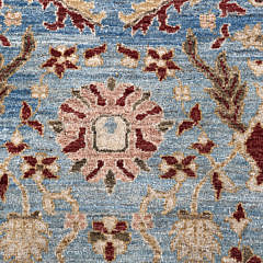Ziegler Mahal Hand Knotted Wool Carpet