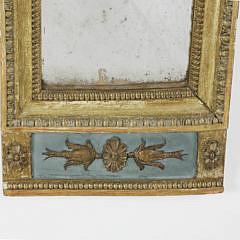 Swedish Trumeau Mirror, circa 1830