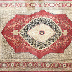 92-4935 Indian Persian Carpet A IMG_5674