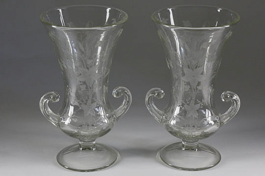 137-4621 Pr Etched Glass Vases A_MG_9428