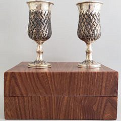 18-4500 Russian Goblets A