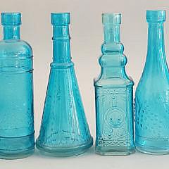 27-4941 Blue Bottles A