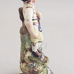 19th Century Staffordshire Walton Figurine