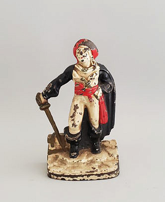 340-4621 Pirate Doorstop A