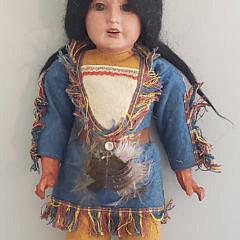 38300 Madame Alexander Doll A