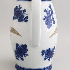 Mottahedeh Porcelain Export Style Jug