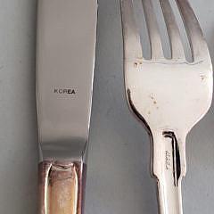 72 Piece International Silver Plated Flatware Set