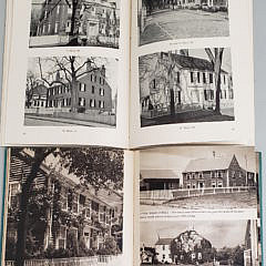 Four Antique and Vintage Nantucket Books